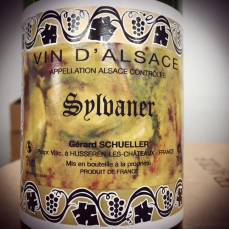 Domaine Schueller Alsace Pinot Blanc 2016