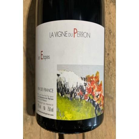 Les Vignes du Perron Vin de France rouge Les Etapes 2018
