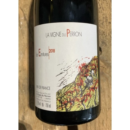 Les Vignes du Perron Vin de France rouge Les Ermitures 2018