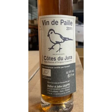 Didier Grappe Vin de Paille du Jura 2011