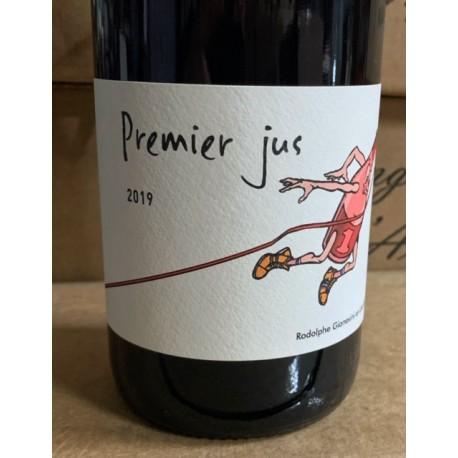 Fond Cyprès Vin de France rosé Premier Jus 2016