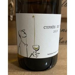 Fond Cyprès Vin de France blanc Cyprès de Toi 2016
