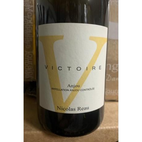 Nicolas Reau Anjou blanc Victoire 2018
