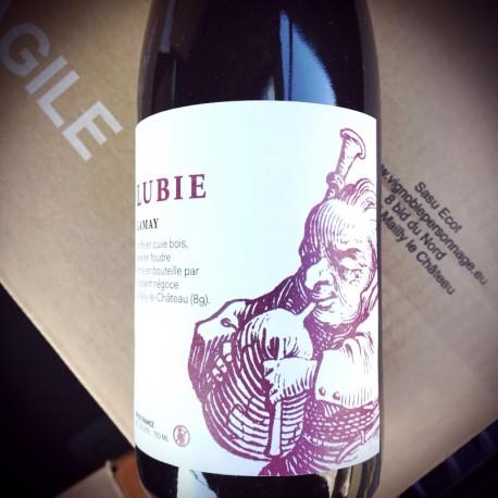 François Ecot L'Insolent Négoce Vin de France Lubie 2015