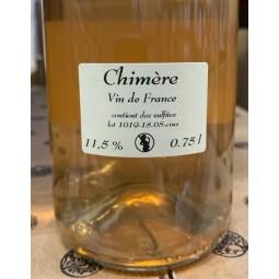 Domaine Mouressipe Vin de France blanc de noirs Chimère 2019