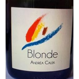 Andrea Calek Vin de France blanc Blonde 2017