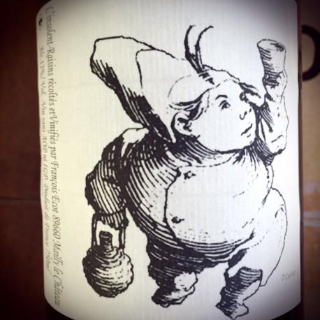 François Ecot Vin de France rouge L'Insolent 2014