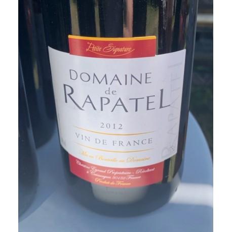 Domaine Rapatel Vin de France rouge Petite Signature 2012