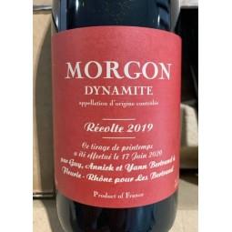 Domaine Les Bertrand Morgon Coup de Foudre 2016