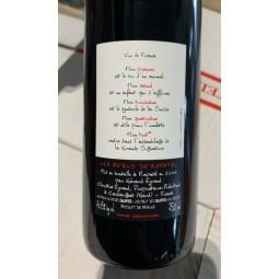 Domaine Rapatel Vin de France rouge Grenache 2011