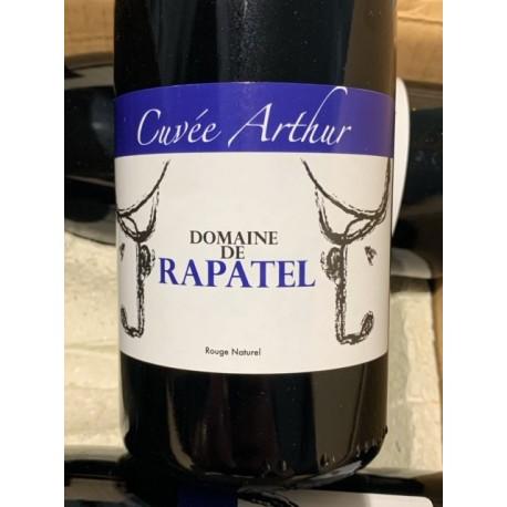 Domaine Rapatel Vin de France rouge Cuvée Arthur (Grande Signature) 2009