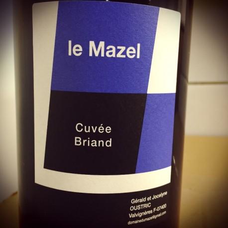 Domaine du Mazel Vin de Table Briand 2013
