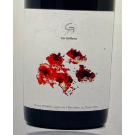 Le Clos des Grillons Vin de France rouge Primo Senso 2016 Magnum
