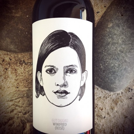 Gut Oggau Burgenland rosé Winifred 2019 Magnum