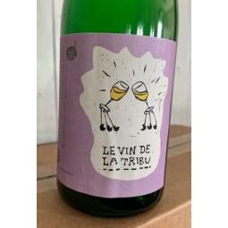 Caroline Ledédenté - Grain par Grain Vin de France blanc Le Vin de la Tribu 2019