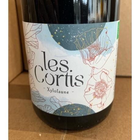 Domaine Les Cortis Vin de France rouge Xylofaune 2019