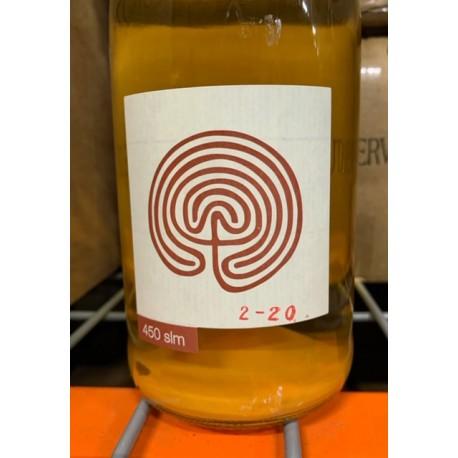 Ederlezi Costadila Vin pétillant blanc du Veneto 450 slm 2018