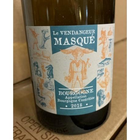 Alice et Olivier De Moor Le Vendangeur Masqué Bourgogne 2015