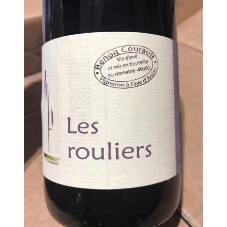 Benoit Courault Vin de France rouge Les Tabeneaux 2015