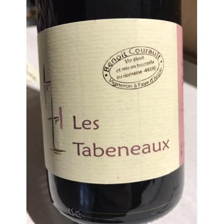 Benoit Courault Vin de France rouge Les Rouliers 2015