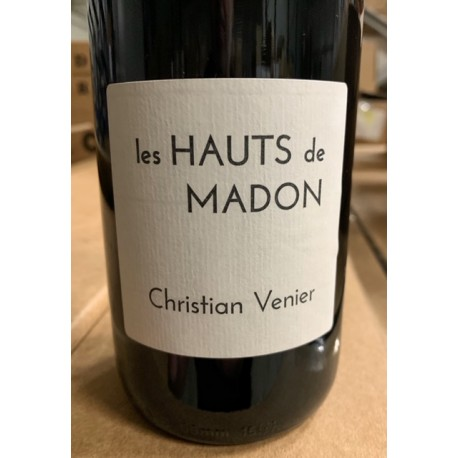Christian Venier Cheverny Hauts de Madon 2015 Magnum