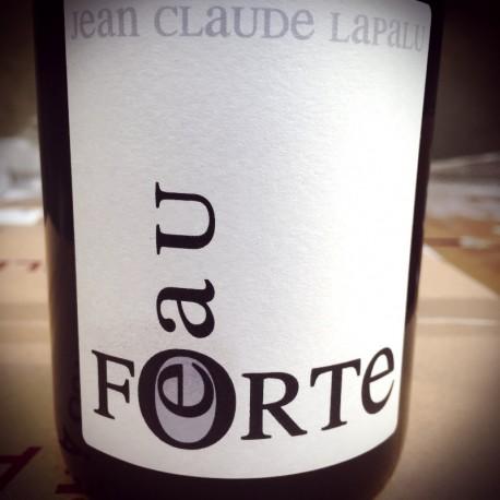 Jean-Claude Lapalu Vin de France rouge Eau Forte 2019