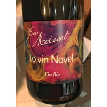 Domaine Bois-Moisset Vin de France rouge Le Nouveau 2020