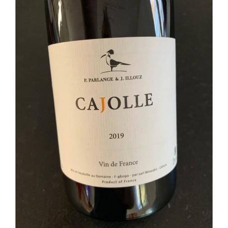 Parlange & Illouz Vin de France Cajolle 2014
