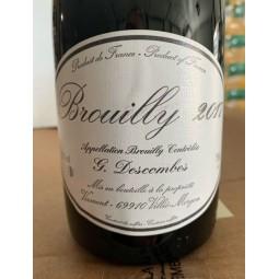 Domaine Descombes Brouilly Vieilles Vignes 2017