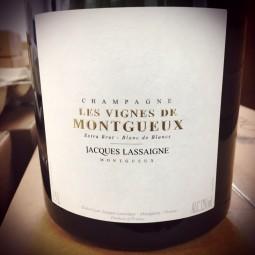 Jacques Lassaigne Champagne Extra Brut Blanc de Blancs Les Vignes de Montgueux Magnum