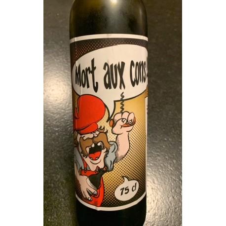 La Cave aux Fioles Vin de France rouge Mort aux Cons 2019