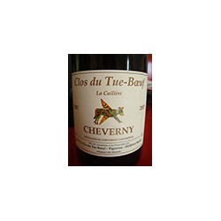 Clos du Tue Boeuf Touraine La Butte 2016