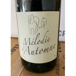 Michel Guignier Vin de France Mélodie d'Automne 2018