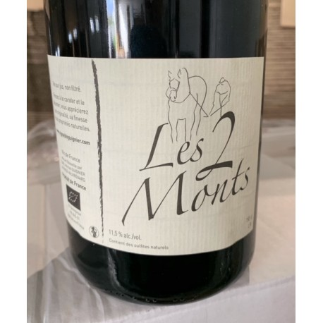 Michel Guignier Vin de France 2 Monts 2016