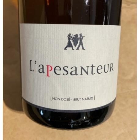 Domaine Les Terres Promises Vin Mousseux de Qualité rosé L'Apesanteur 2019