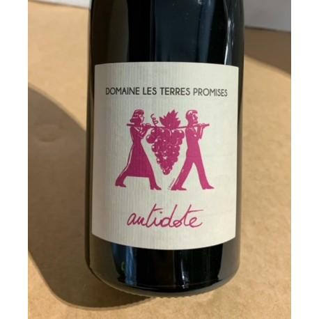 Domaine Les Terres Promises Vin de Pays de la Sainte Baume L'Antidote 2015