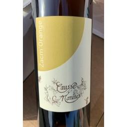 Domaine de Causse Marines Vin de France blanc Zacm'orange 2015