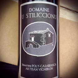 Domaine U Stiliccionu Ajaccio blanc Vermentino 2016