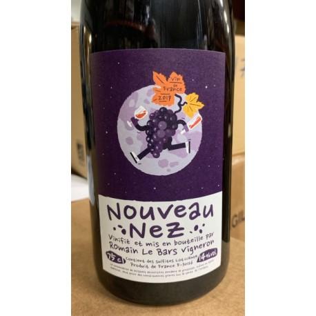 Romain Le Bars Vin de France Nouveau Nez 2020