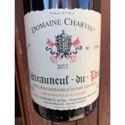 Domaine Charvin Chateauneuf du Pape 2015 Magnum