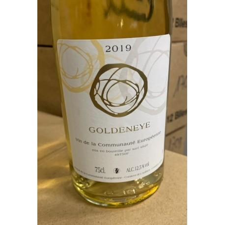 Mosse Vin de la Communauté Européenne Goldeneye 2019