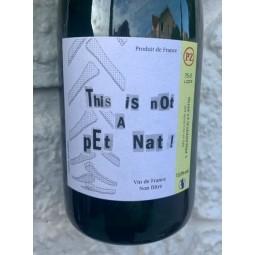 Domaine des Pz Vin de France blanc Bout de Chemin 2014