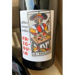 Gilles Azzoni Vin de France rouge Frigoula 2019