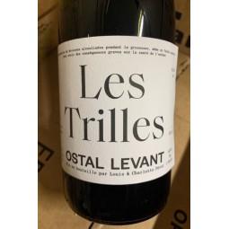 Louis & Charlotte Pérot Vin de France Trilles 2015
