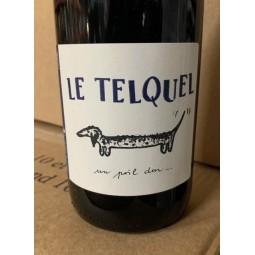 Pierre-Olivier Bonhomme Vin de France rouge TelQuel 'à poil dur...) 2019