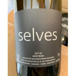 Nicolas Carmarans  IGP Aveyron blanc Selves 2019