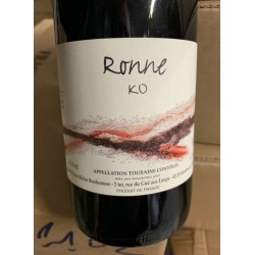 Pierre-Olivier Bonhomme Vin de France rouge KO Ronne 2015