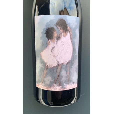Lestignac Hors les Murs Vin de France rouge Les Enfants qui s'embrassent debout 2019
