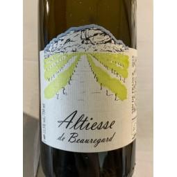 Les Grangeons de l'Albarine Vin de France blnc Altiesse en Paradis Le Grès