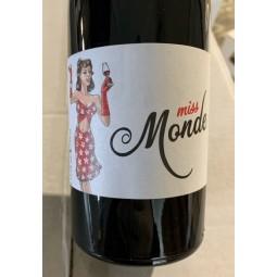 Les Grangeons de l'Albarine Vin de france rouge Miss Monde 2019
